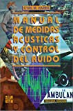 img - for Manual De Medidas Acust Y Cont Ruido book / textbook / text book