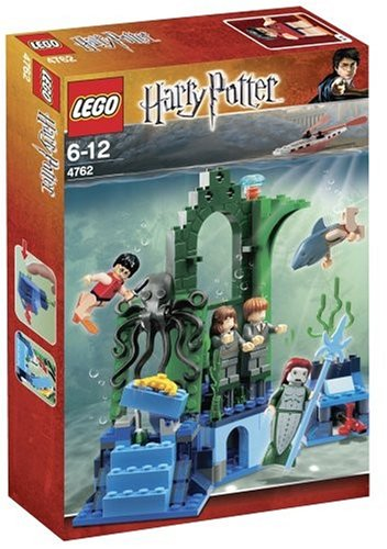 Lego Rescue from merpeople