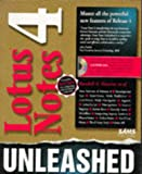 img - for Lotus Notes 4 Unleashed book / textbook / text book