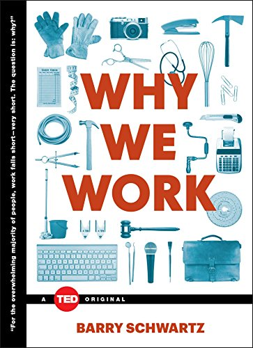 Why We Work (TED Books)