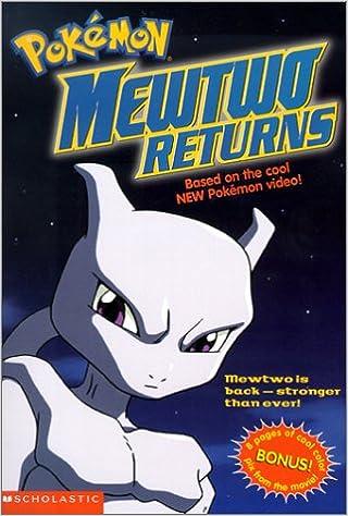 Mewtwo Returns Pokemon Dewin Howie 9780439385640 Amazon Com