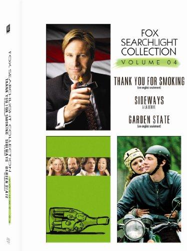 Thank You for Smoking / Sideways / Garden State (Fox Searchlight Spotlight Series, Vol. 4)