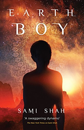 EARTH BOY (Djinn-son Duology Book 2) by [Shah, Sami]