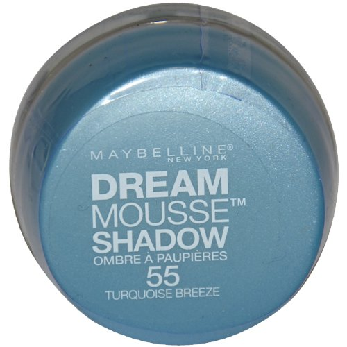 - MAYBELLINE Gift Set (Dream Mousse Shadow, Turquoise Breeze Women Eye Shadow)