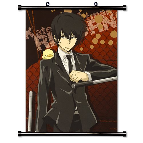 "Katekyo Hitman Reborn! Anime Fabric Wall Scroll Poster (16"" X 22"") Inches"