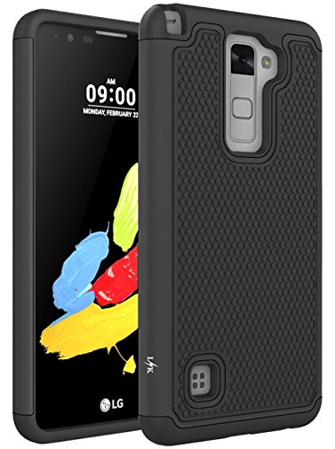 lg-stylo-2-case-lk-shock-absorption-drop-protection-hybrid-dual-layer-armor-defender-protective-case