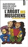 L'Argot des musiciens par Bouchaux