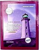 Elementary Statistics, Allan G. Bluman, 0072976276