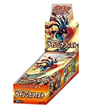Pokemon Card XY Booster Box Rising Fist Japanese Version