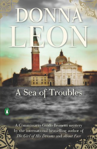 Book cover for A Sea of Troubles