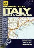 Italy, Austria, Switzerland (AA Glovebox Atlas)
