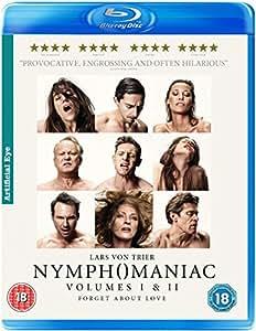 Nymphomaniac Vol I. & Vol II. (2 Disc Blu-ray) [Reino Unido] [Blu-ray]