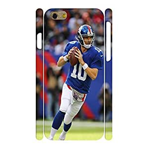 Romantic Sports Series Print Football Athlete Action Pattern Hard Plastic Phone Skin for Iphone 6 Case - 4.7 Inch wangjiang maoyi