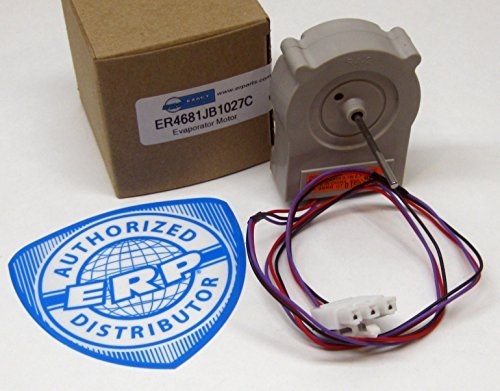 Refrigerator Evaporator Fan Motor for LG, AP4507961, PS3523323, 4681JB1027C