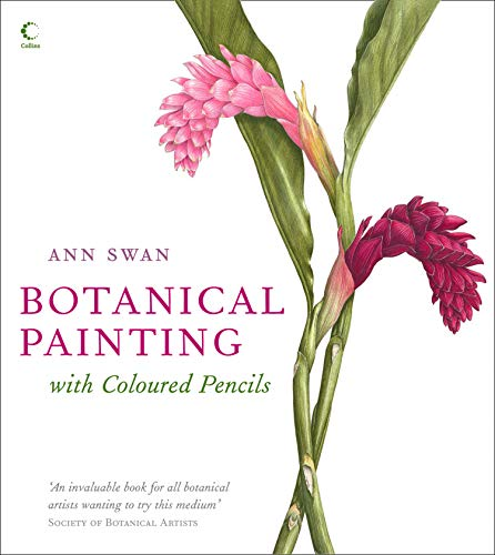 Botanical Painting with Coloured Pencils