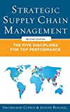 img - for Strategic Supply Chain Management: The Five Core Disciplines for Top Performance, Second Editon by Shoshanah Cohen (1-Jun-2013) Hardcover book / textbook / text book