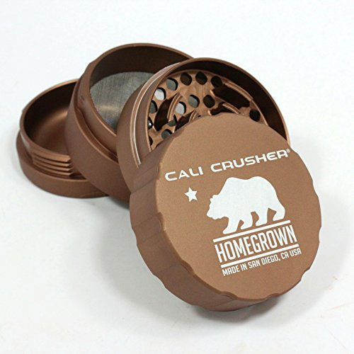 Cali-Crusher-Homegronw-4-Piece-Grinder-Brown