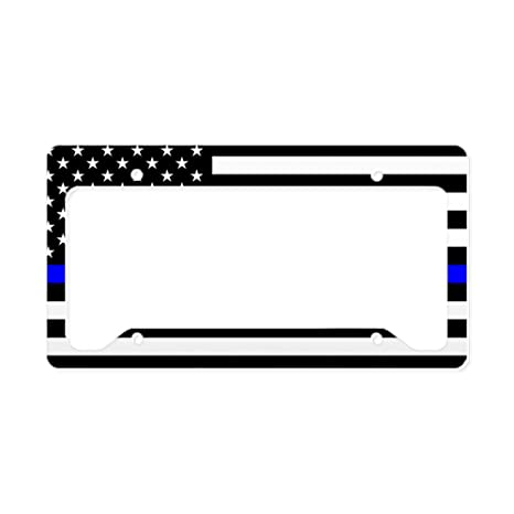 Amazon.com: CafePress - Police: Black Flag & The Thin Blue Line ...