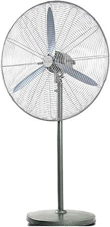 Ventilador/Ventilador De Pie/Ventilador Industrial De Volumen De Aire Muy Fuerte MecáNico/Utiliza El DiseñO De La MáQuina EléCtrica De Cobre con 2 Modelos Disponibles: Amazon.es: Hogar