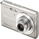 Casio Exilim EX-Z70 7.2MP Digital Camera with 3x Anti Shake Optical Zoom (Silver)