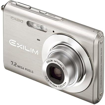 amazon com casio exilim ex z70 7 2mp digital camera with 3x anti rh amazon com Casio HD Instruction Casio Exilim Camera