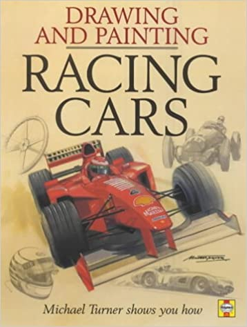 Drawing And Painting Race Cars In Action A Top Motorsport Artist