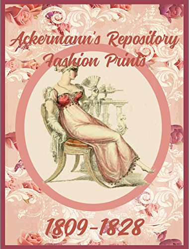 Ackermann's Fashion Prints 1809-1828