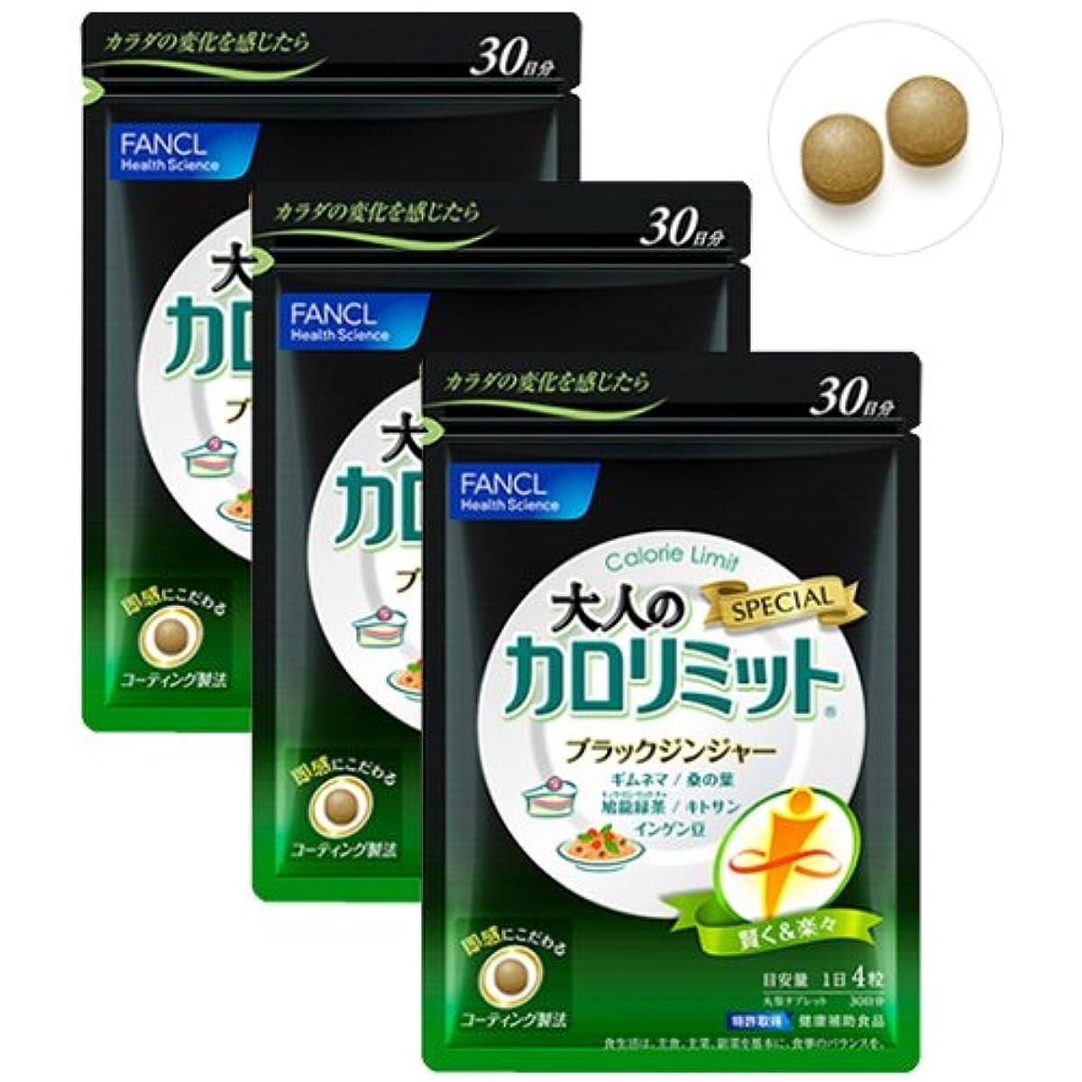 [해외] 후게루 성인용 칼로리 미트30일분 120알×3 개세트