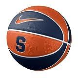 NIKE Syracuse Orangemen Basketball - Mini Rubber Basketball
