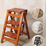 Folding Ladder Staircase Multi-Functional Folding