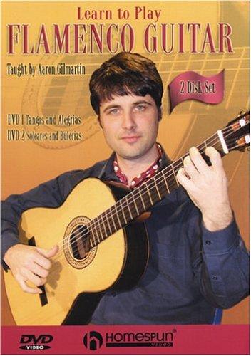DVD-Learn To Play Flamenco Guitar by Hal Leonard