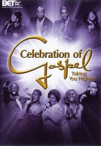 Gospel Dvd - Celebration of Gospel - Taking You Higher!