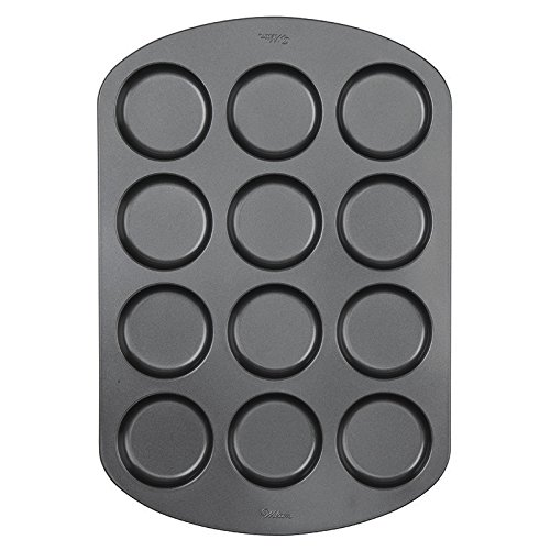 Wilton 12-Cavity Whoopie Pie Baking Pan, Makes Individual 3
