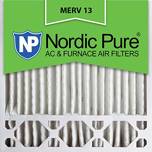 20x20x5 Honeywell Replacement MERV 13 Furnace Air Filter Qty 4