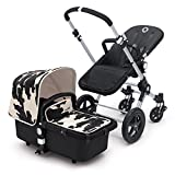 Bugaboo Cameleon/Cameleon3 Tailored Fabric Set- Andy Warhol Cars
