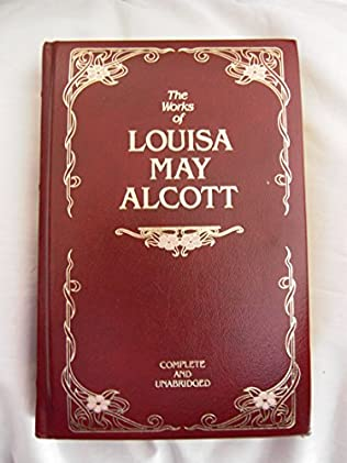 book cover of The Works of Louisa May Alcott