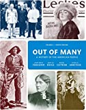 img - for Out of Many: Volume 2 (8th Edition) book / textbook / text book