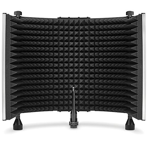 4 opinioni per Marantz Professional Sound Shield, Schermo Acustico con Pannelli Fonoassorbenti