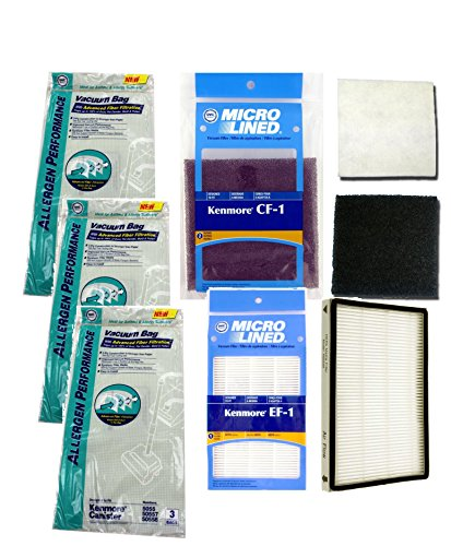 ultra care vacuum bags q - 6