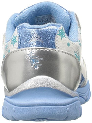 Anna and Light Elsa White up Josmo Blue Frozen Shoes Disney Sneaker Character WCqWw0YX
