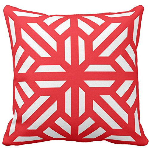 ecorative Throw Pillow Case Square Cushion Cover Two Sides (Tony Stewart Heart)