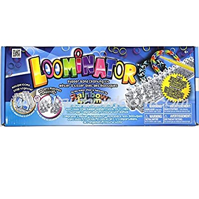 Loominator by The Makers of Rainbow Loom: Toys & Games