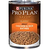 Purina Pro Plan SAVOR Classic Chicken & Rice Entree Adult Wet Dog Food - (12) 13 oz. Cans