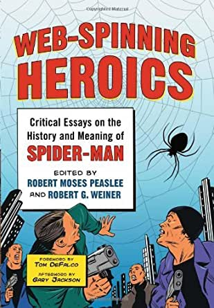 spider man essay example The first major example of a decentralized organization outside  apache web server software, wikipedia, burning man, and  the company itself is a spider,.