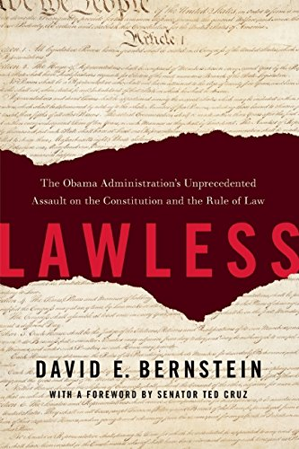 Lawless Administrations Unprecedented Assault Constitution product image