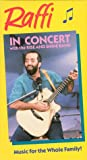 Raffi in Concert With the Rise and Shine Band [VHS]