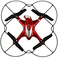 Owill MJX X700C WIFI Real-Time Aerial Four-Axis Aircraft Drone With 4GB SD Card (Red)