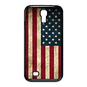American Flag The Unique Printing Art Custom Phone Case for SamSung Galaxy S4 I9500,diy cover case ygtg-773908