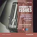Consider the Issues Audio CD