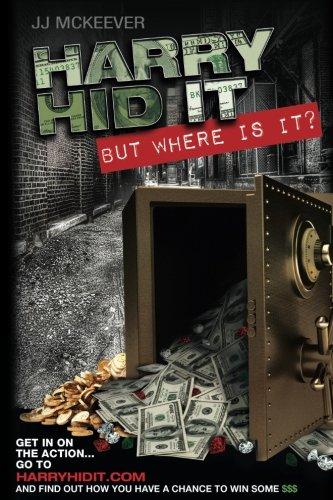 Harry Hid It: But Where is It?